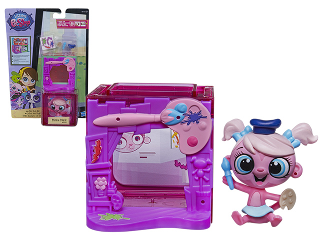 Мини B0112 Минка Littlest Pet Shop
