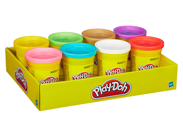 Пластилин 22573186 1 банка в ассорт PLAY-DOH Hasbro Хазбро
