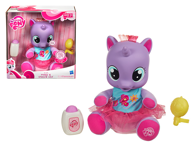 Игрушка 3826121A Озорная малышка Лили MY LITTLE PONY HASBRO Хазбро