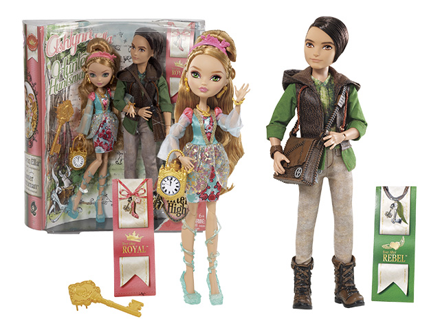 Набор CBX78 кукол 2 куклы Ever After High