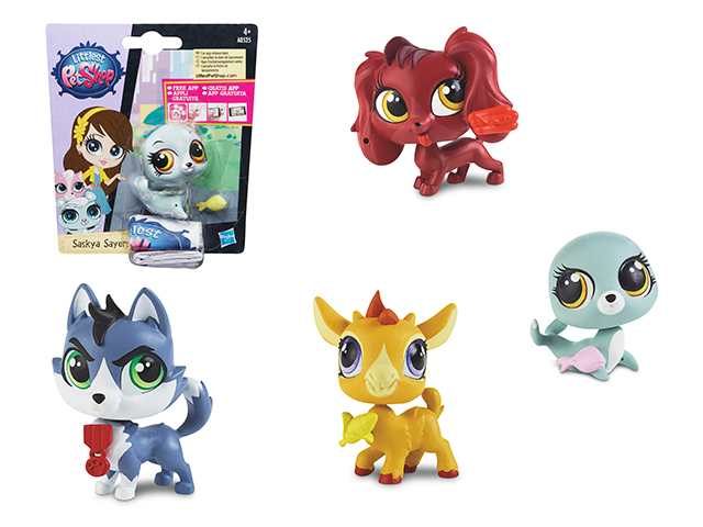 Зверюшка A8229ТВС LPS ассорт. B LITTLEST PET SHOP