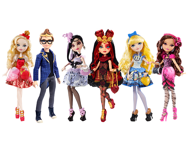 Кукла BBD51 Роял базовая Ever After High